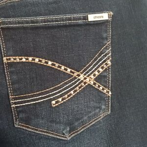 Chico's Jeans - Chico's So Slimming size 2 short (12 )